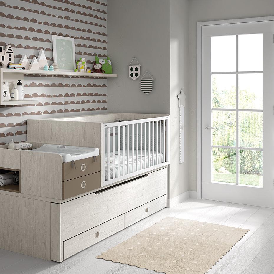 Mueble Infantil Convertible Maminens La Tienda Del Beb En Gav  # Muebles Covertibles