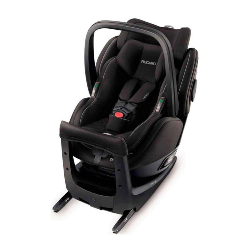 Silla coche bebe recaro zero1 elite maminens la tienda - Recaro silla coche ...
